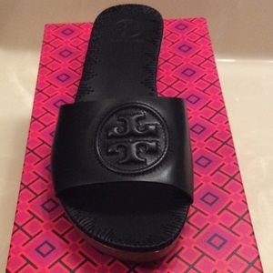 Tory Burch patti 35 wedge slides